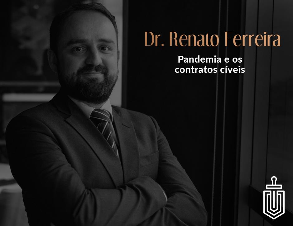Pandemia e os contratos cíveis - Mercado imobiliário